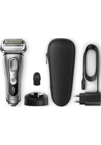 Braun, Elektrorasierer Series 9 9345s, SmartClick - Präzisionstrimmer kaufen