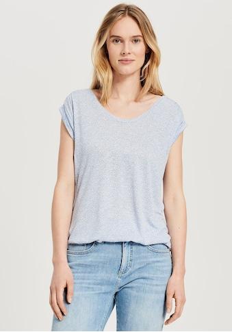 OPUS Blusenshirt »Stropi«, mit auffälligem All-Over-Print kaufen