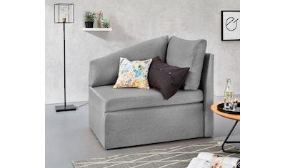 INOSIGN Relaxliege »Tiny Delta Relax-Recamiere«, aus Recamiere im Handumdrehen ein... kaufen