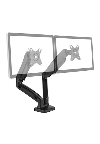 """Auna Doppel - Monitor - Tischhalterung LED LCD 27"""" 2 x 6,5 kg »LDT13 - C024USB« kaufen"""