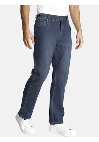 Jan Vanderstorm 5-Pocket-Jeans »HUTO«, mit seitlichem Raffbund kaufen