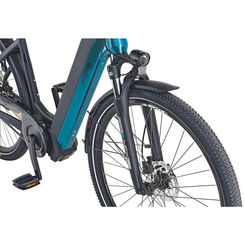 Prophete E-Bike »Prophete e-SUV«, 7 Gang, Mittelmotor 250 W