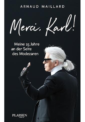Buch »Merci, Karl! / Arnaud Maillard« kaufen