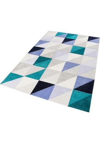 Esprit Teppich »Fastlane«, rechteckig, 9 mm Höhe, Wohnzimmer kaufen