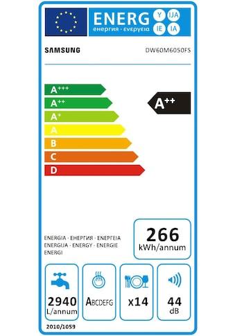 Samsung Standgeschirrspüler DW5500, 10,5 Liter, 14 Maßgedecke kaufen