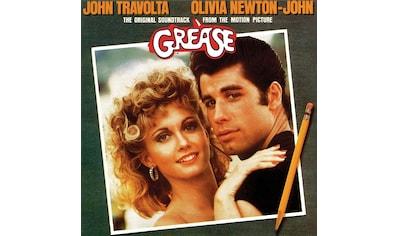Musik-CD »Grease (20th Anniversary) / ORIGINAL SOUNDTRACK« kaufen