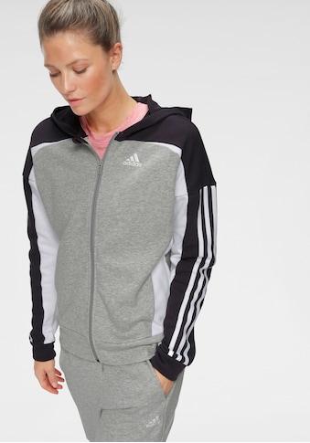 adidas Performance Trainingsanzug »HOODED TRACKSUIT« (Set, 2 tlg.) kaufen
