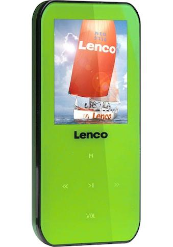 Lenco »XEMIO - 655« MP3 - Player (4 GB) kaufen