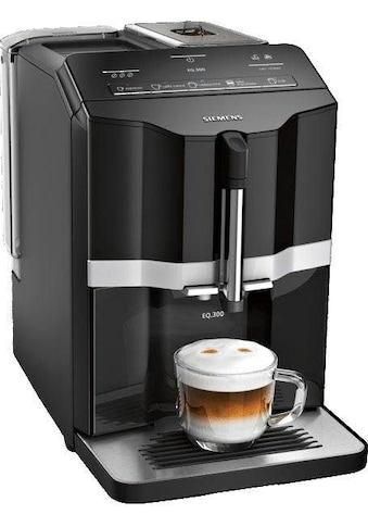 SIEMENS Kaffeevollautomat EQ.300 TI351509DE, 1,4l Tank, Scheibenmahlwerk kaufen