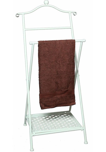 Ambiente Haus Handtuchhalter »Antik«, antikweiß kaufen