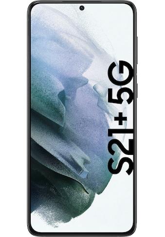 """Samsung Smartphone »Galaxy S21+ 5G«, (16,95 cm/6,7 """", 256 GB Speicherplatz, 64 MP... kaufen"""