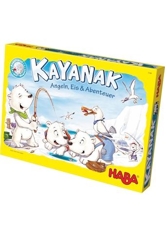 Haba Spiel »Kayanak - Angeln, Eis und Abenteuer« kaufen