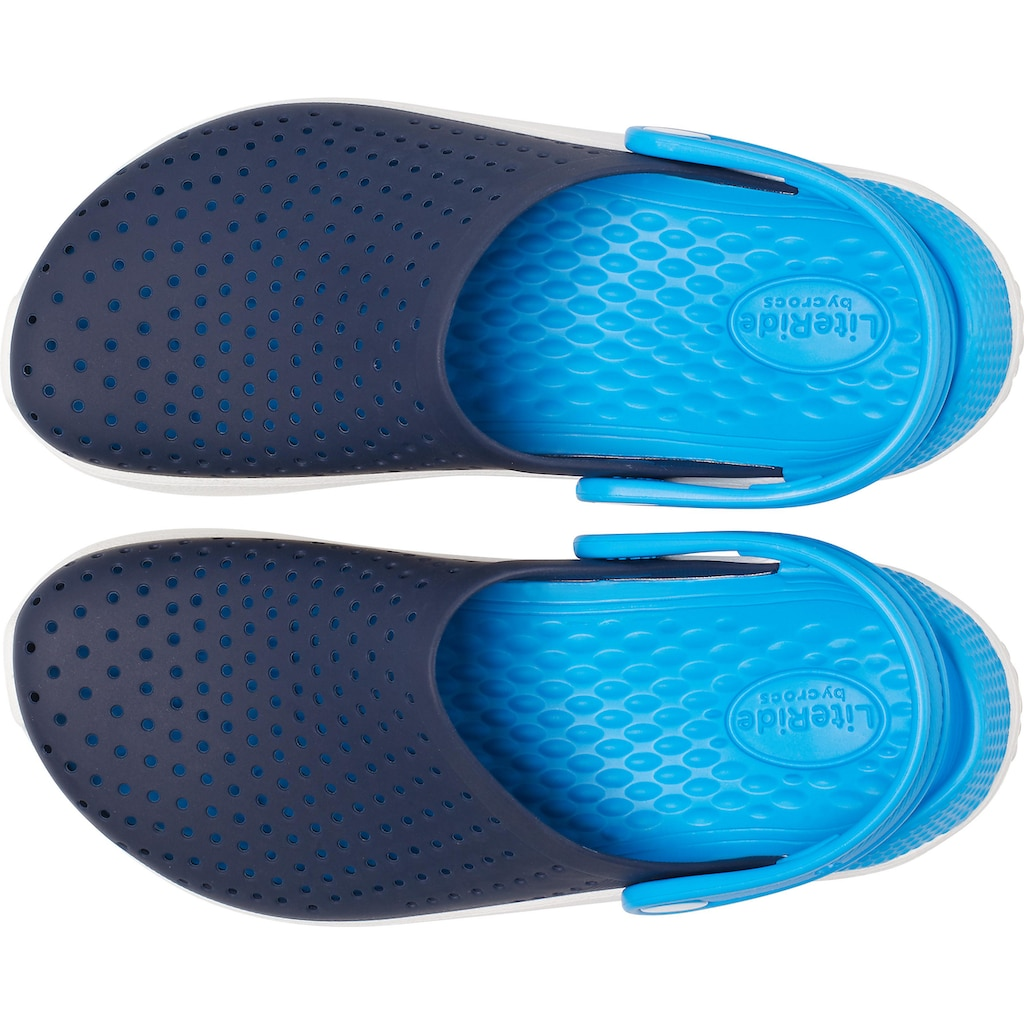 Crocs Clog »Lite Ride Clog Kids«, im harmonischen Farbmix