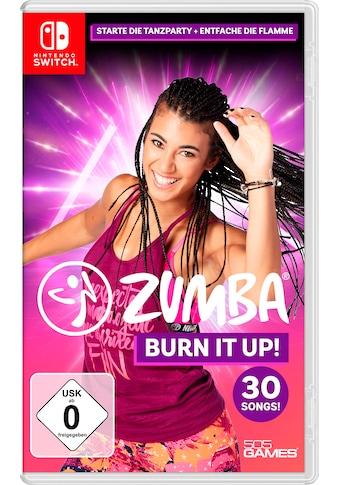 505 GAMES Spiel »ZUMBA® BURN IT UP!«, Nintendo Switch kaufen