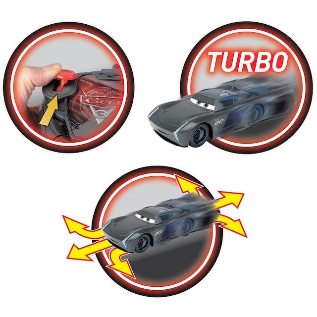 "Dickie Toys RC-Auto ""Cars 3 Turbo Racer Jackson Storm"""