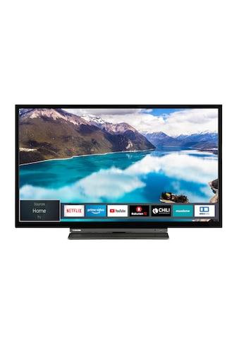 """Toshiba LED-Fernseher »24WL3C63DAX«, 60 cm/24 """", HD-ready, Smart-TV kaufen"""