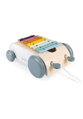 Janod Spielzeug-Musikinstrument »Sweet Cocoon, Xylophon-Wagen« kaufen