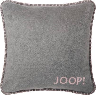grauer Kissenbezug von Joop