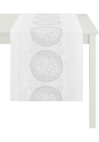Tischläufer, »1114 Loft Style, Jacquard«, APELT (1 - tlg.) kaufen