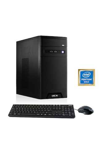 Hyrican Home - Office PC Pentium G5400 8GB 120GB 1TB »Home - Office 6341« kaufen