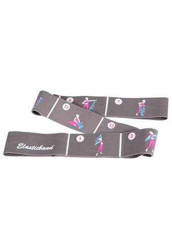 Elastikband mit 14 verschiedenen Übungen kaufen