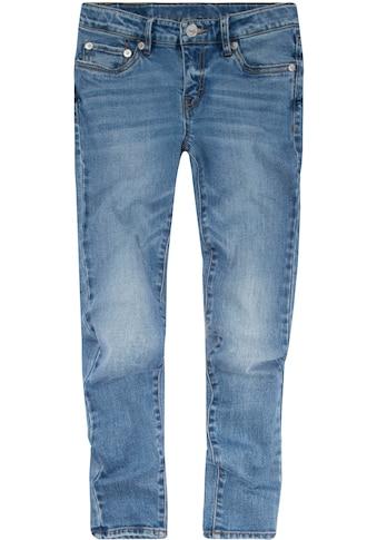 Levi's Kidswear Stretch-Jeans »710 SUPER SKINNY FIT JEANS« kaufen