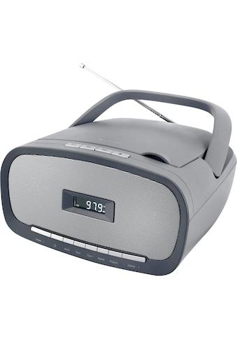 Soundmaster CD-Radio tragbar kaufen
