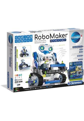 "Clementoni® Modellbausatz ""Galileo  -  RoboMaker Starter"" kaufen"