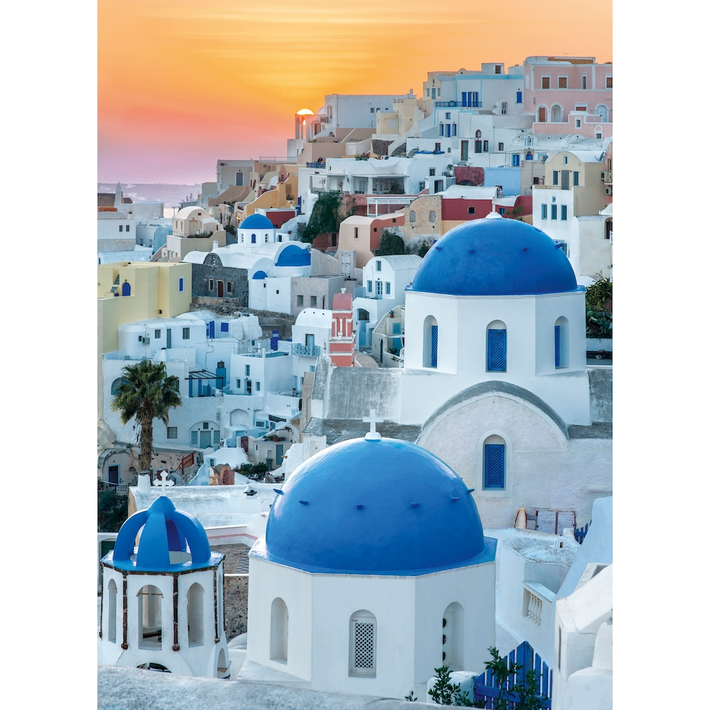 Clementoni® Puzzle »High Quality Collection - Santorini«, Made in Europe