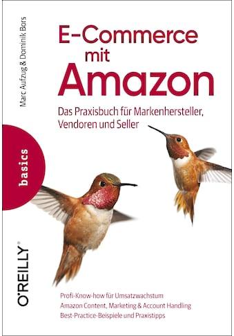 Buch »E-Commerce mit Amazon / Marc Aufzug, Dominik Bors« kaufen