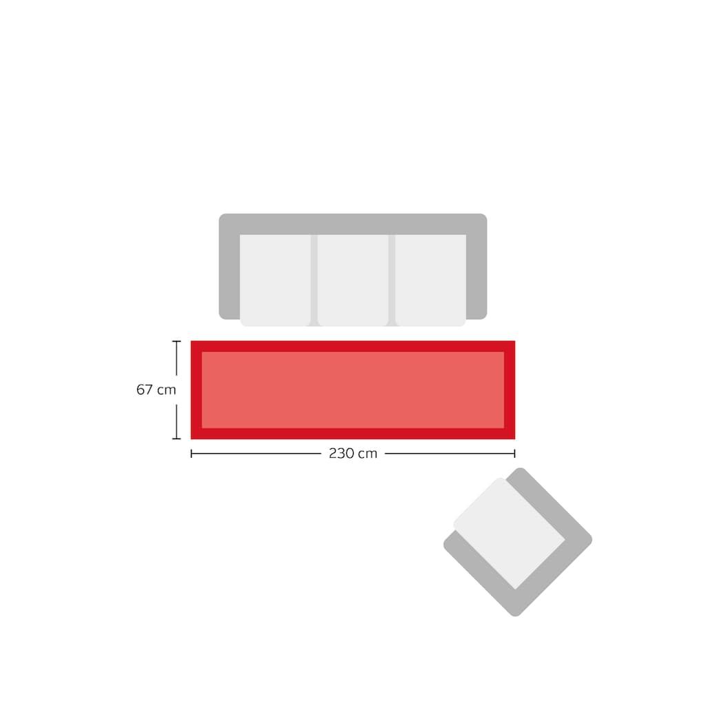 LeGer Home by Lena Gercke Läufer »Nala«, rechteckig, 4 mm Höhe, In-und-Outdoor geeignet