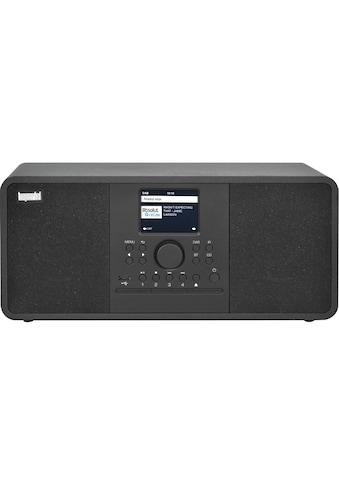 IMPERIAL by TELESTAR DAB+ Digitalradio, UKW Empfang mit CD Player, Internetradio kaufen