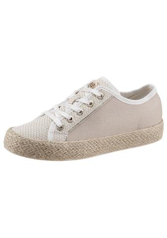 bugatti Sneaker »EVE«, mit Label auf der Zunge kaufen