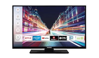 Techwood LED - Fernseher (32 Zoll, Smart TV, HD - Ready, Triple - Tuner) »H32T52C« kaufen
