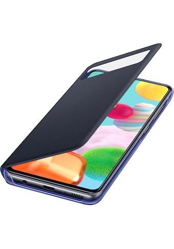 Samsung Smartphone-Mappe »S View Wallet Cover EF-EA415 Galaxy A41«, Samsung Galaxy A41 kaufen