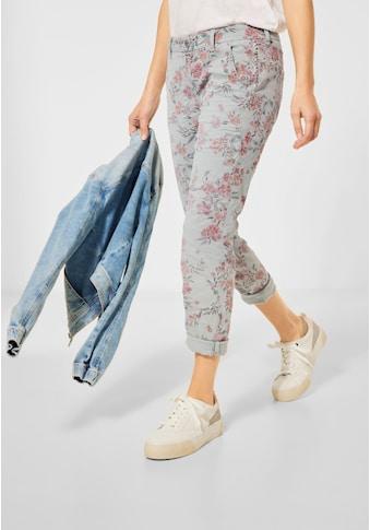 STREET ONE Comfort-fit-Jeans, formstabil mit Stretchanteil kaufen