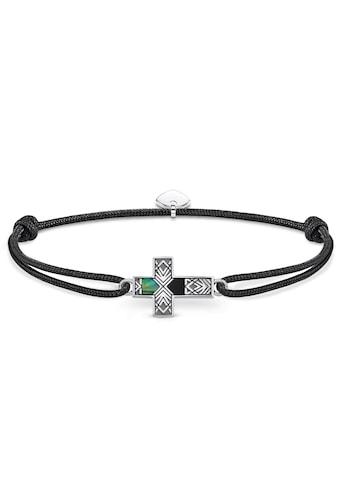 THOMAS SABO Armband »Little Secret Kreuz Abalone Perlmutt, LS083 - 482 - 11 - L22v« kaufen