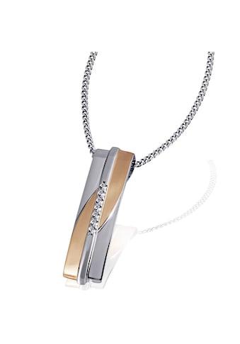 goldmaid Collier 925 Sterlingsilber 7 Zirkonia kaufen