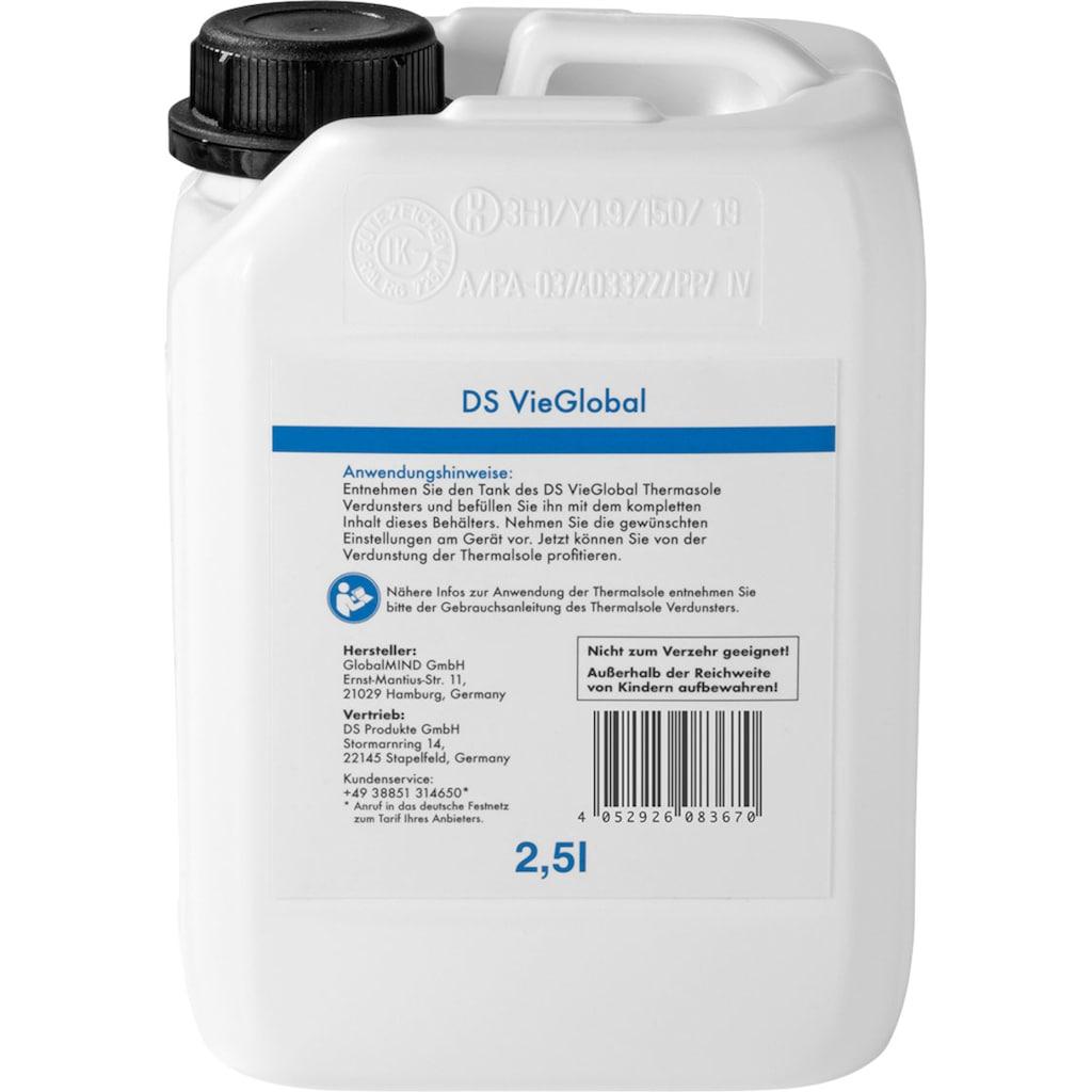 DS VieGlobal Luftbefeuchter »Thermalsole-Verdunster«, 2,5W weiß/grau