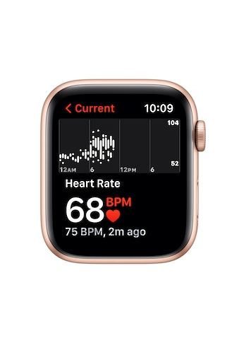 Apple Smartwatch »Series SE, GPS + Cellular, Aluminium-Gehäuse, 44 mm mit Sport Loop«,... kaufen