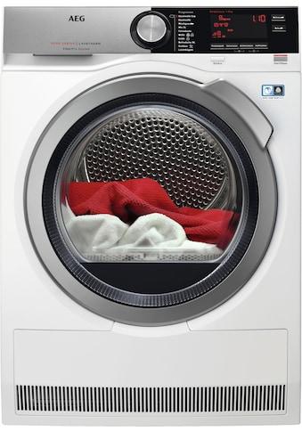 AEG Wärmepumpentrockner 9000 T9DE87685, 8 kg kaufen
