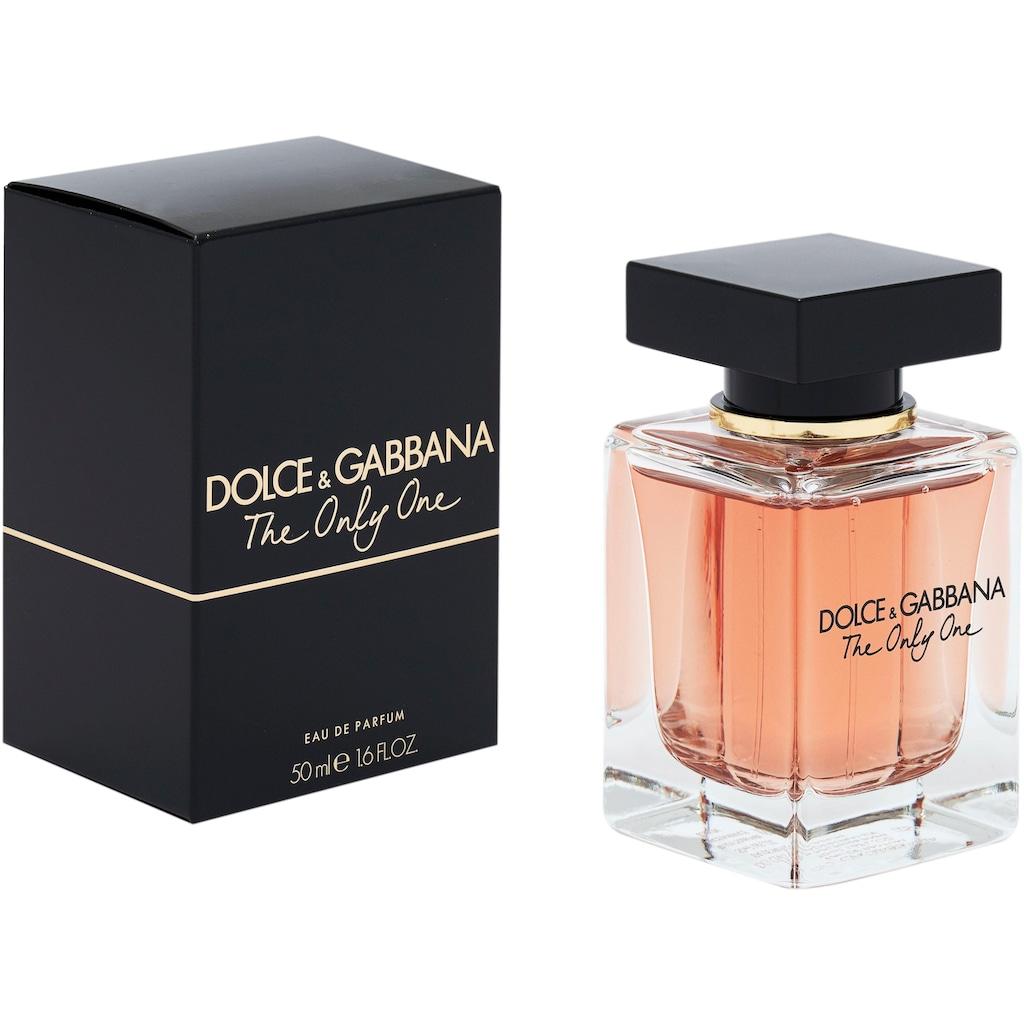 DOLCE & GABBANA Eau de Parfum »The Only One«