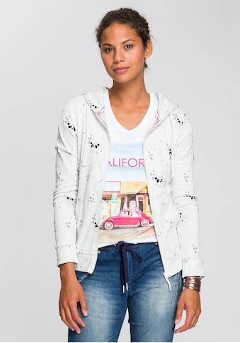 KangaROOS Shirtjacke, in unterschiedlichen Print-Dessins kaufen