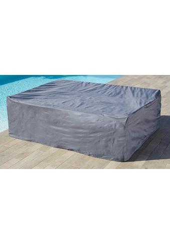 KONIFERA Schutzhülle »Salerno«, Loungeset, (L/B/H) 144x152x80 cm kaufen