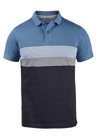 Blend Poloshirt »Fabi«, Polo in Colorblocking-Optik kaufen