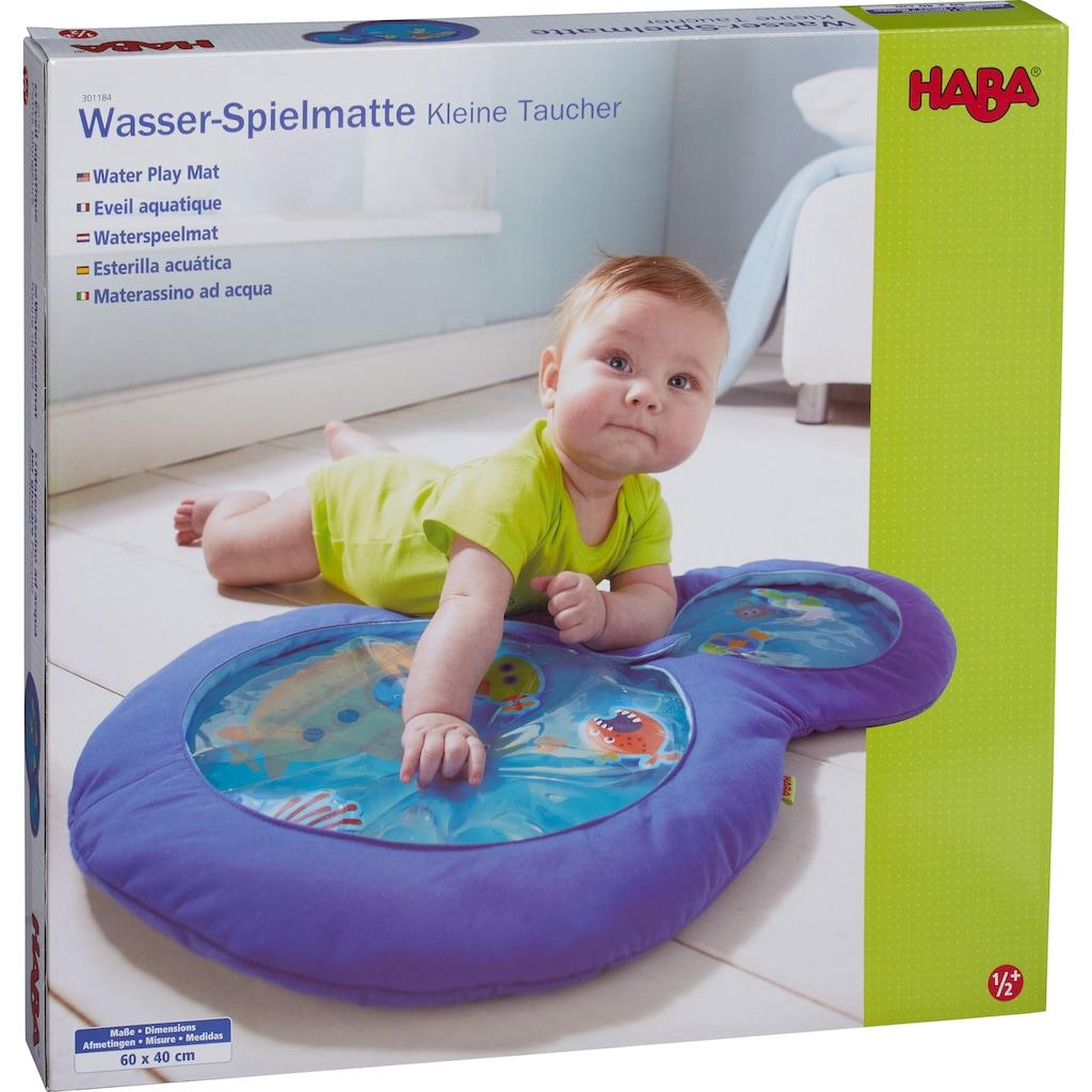 Haba Spielmatte »Kleine Taucher«