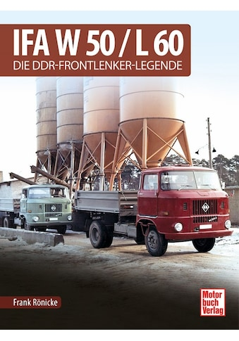 Buch »IFA W 50 / L 60 / Frank Rönicke« kaufen