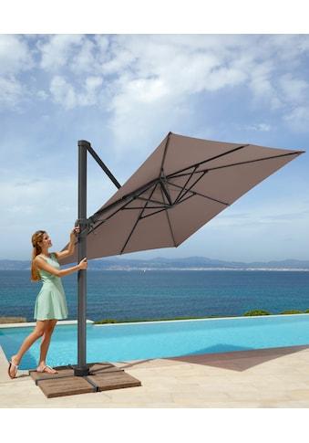garten gut Sonnenschirm »Big Roma«, ohne Schirmständer, neigbar kaufen
