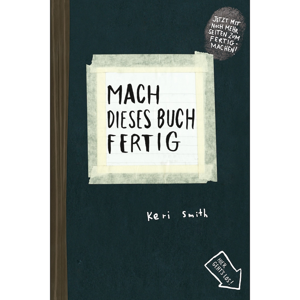 Buch »Mach dieses Buch fertig / Keri Smith, Heike Bräutigam, Julia Stolz«