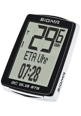 SIGMA SPORT Fahrradcomputer »BC 16.16 STS« kaufen